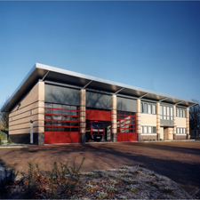 StocktonHeath Fire Station
